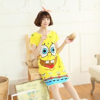 ชุดนอนสพันจ์บ็อบ Spongebob