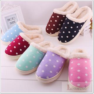 รองเท้าใส่ในบ้าน สไตล์เกาหลี พื้นยางหนานุ่ม งานคุณภาพ (Slipper Shoes)