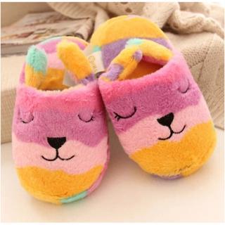 รองเท้าใส่ในบ้าน คราฟฮอลิค (CraftHolic) ลายคลื่นกระต่าย Rab