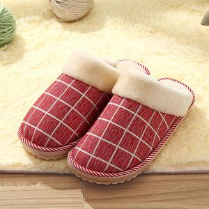 รองเท้าใส่ในบ้าน พื้นหนานุ่ม สไตล์ญี่ปุ่น