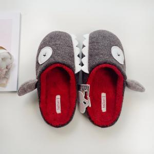 รองเท้า Slipper ใส่ในบ้าน เจ้าฉลามน่ารัก ๆ จากแบรนด์ Halluci