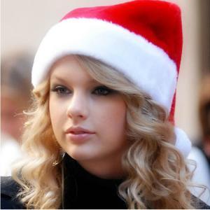 หมวกซานตาครอส หมวกซานต้า พร้อมส่ง