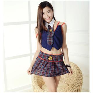 ชุดคอสเพลย์ นักเรียนญี่ปุ่น เซ็กซี่น่ารักน่าค้นหา พร้อมส่ง