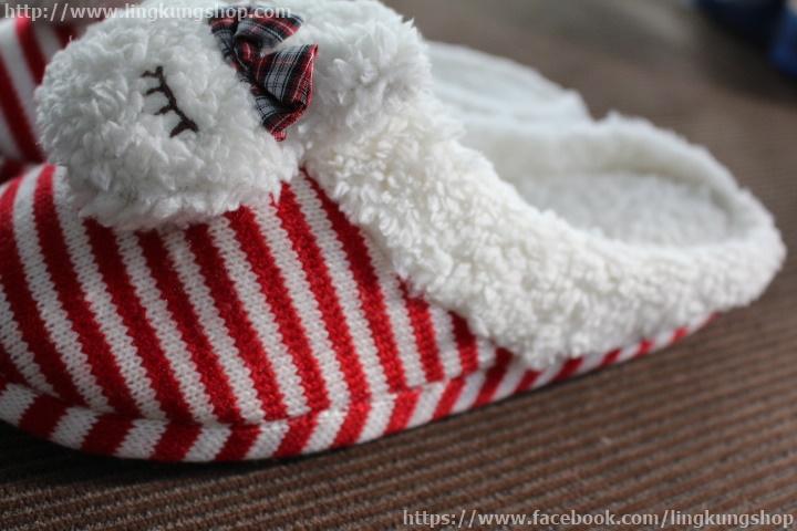 รองเท้าน่ารัก รองเท้าใส่ในบ้าน