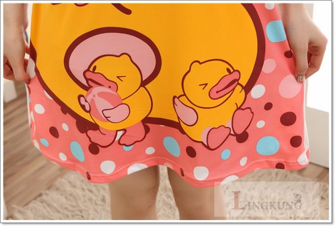 ชุดนอนกระโปรงน่ารักๆ สำหรับผู้หญิง