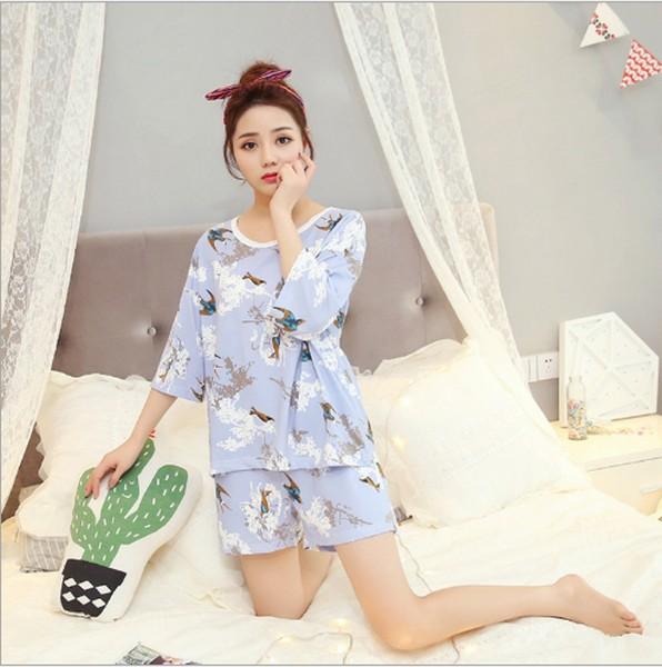 ชุดนอนเกาหลี