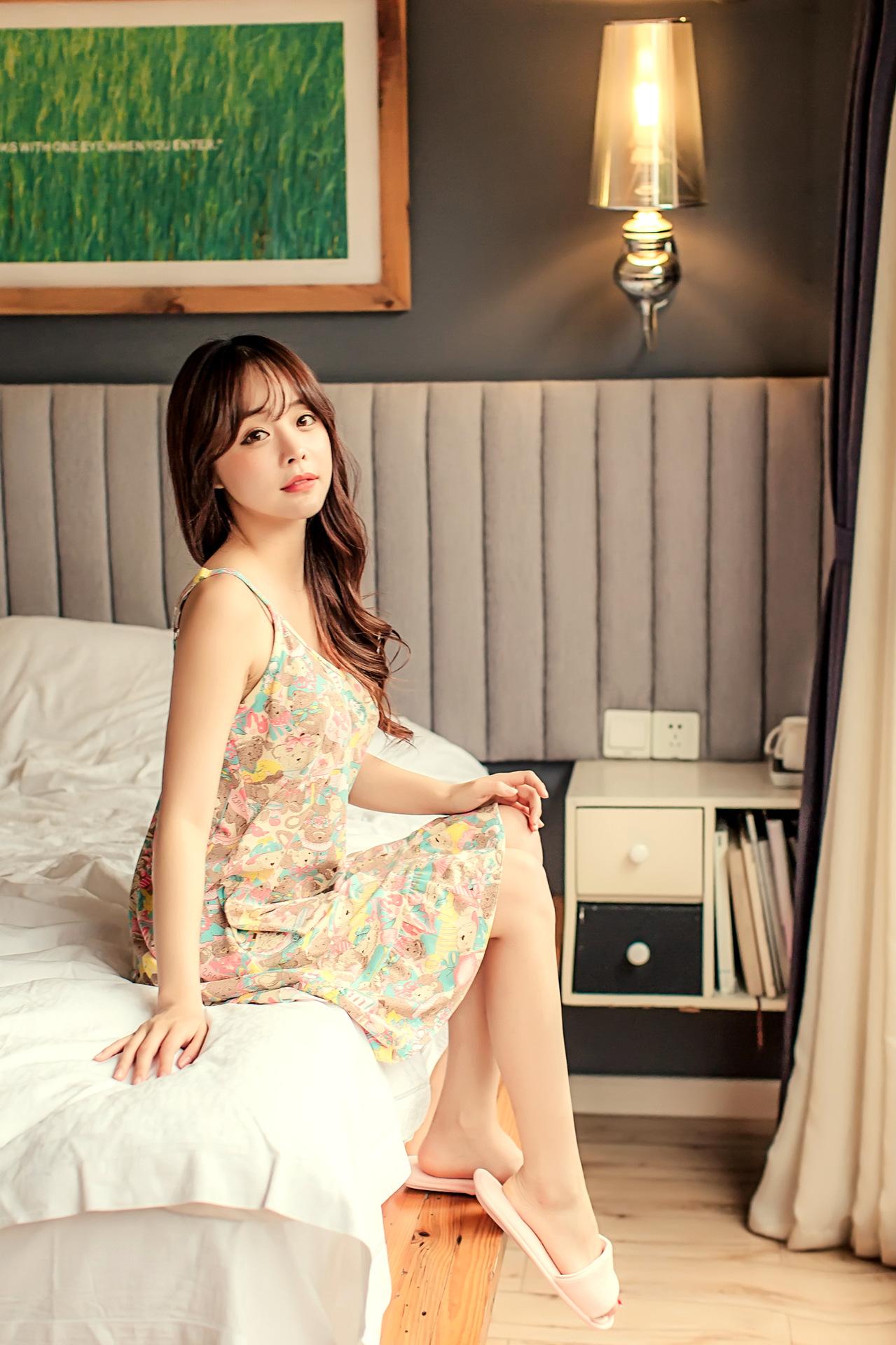 ชุดนอนเกาหลี สุดชิค