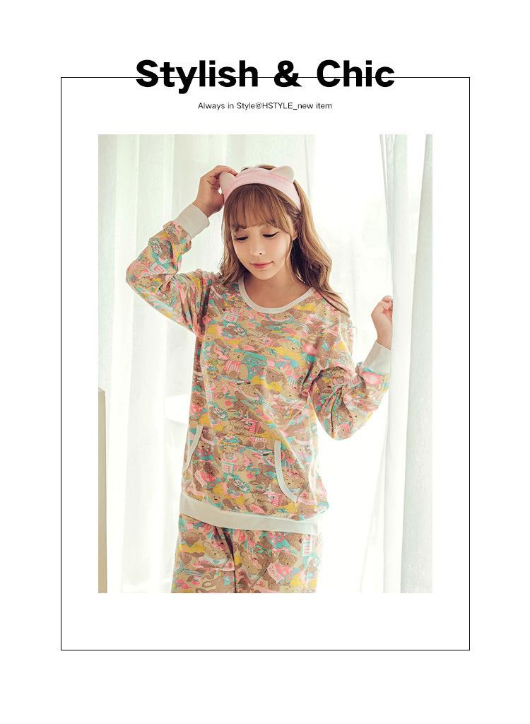 ชุดนอนเกาหลี น่ารักม๊าก