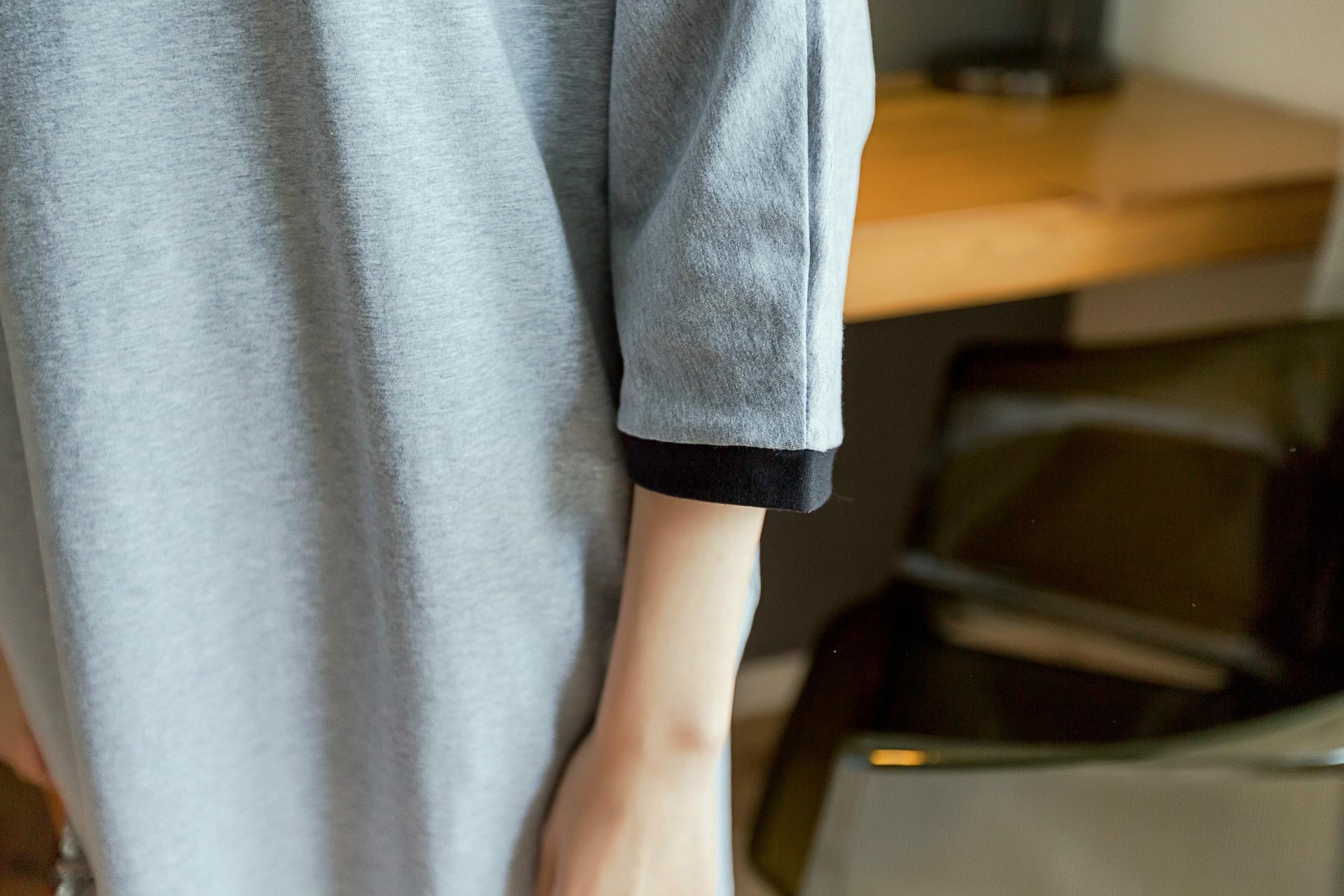 ชุดนอนกระโปรงแขนยาว
