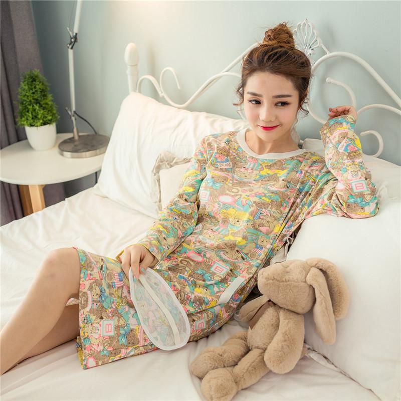 ชุดนอนผู้หญิง สไตล์เกาหลี ไซส์ใหญ่