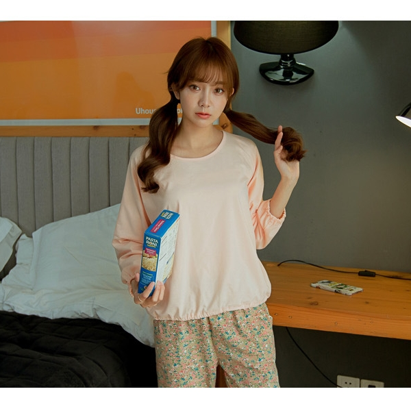 ชุดนอนแฟชั่นเกาหลี