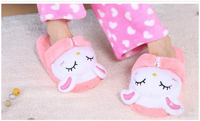 รองเท้าใส่ในบ้าน กระต่าย