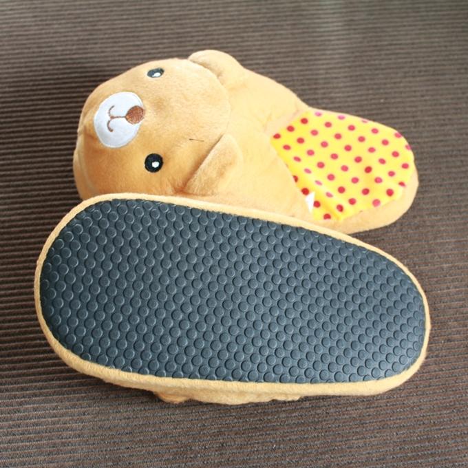 รองเท้าใส่ในบ้าน น้องหมีคุมะ