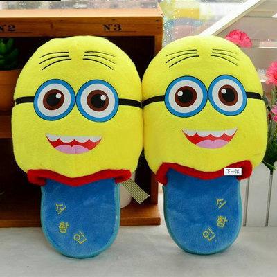 รองเท้า ลายมินเนี่ยน