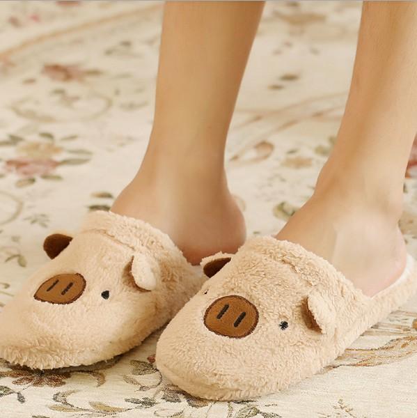 รองเท้าใส่ในบ้าน การ์ตูน