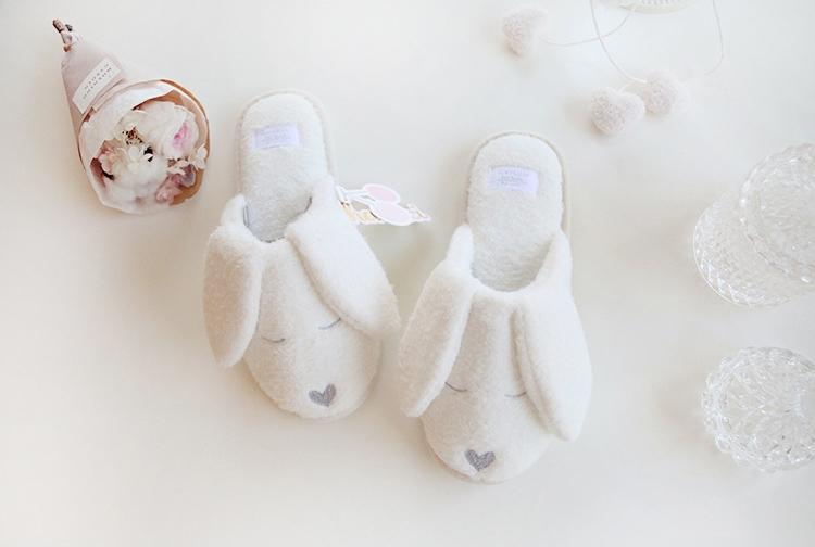 รองเท้า slipper น่ารัก