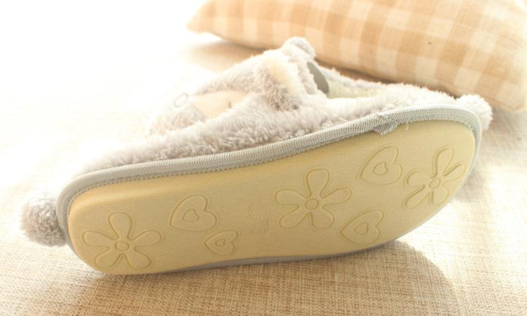 รองเท้าสลิปเปอร์ ใส่ในบ้าน เกาหลี