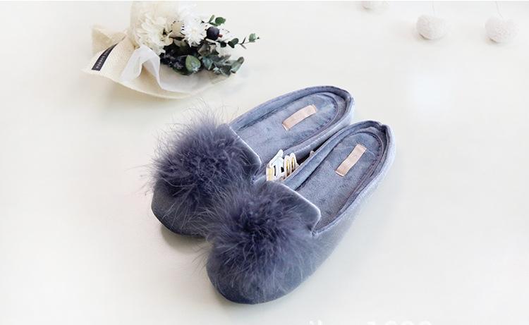 รองเท้าใส่ในบ้าน น่ารัก
