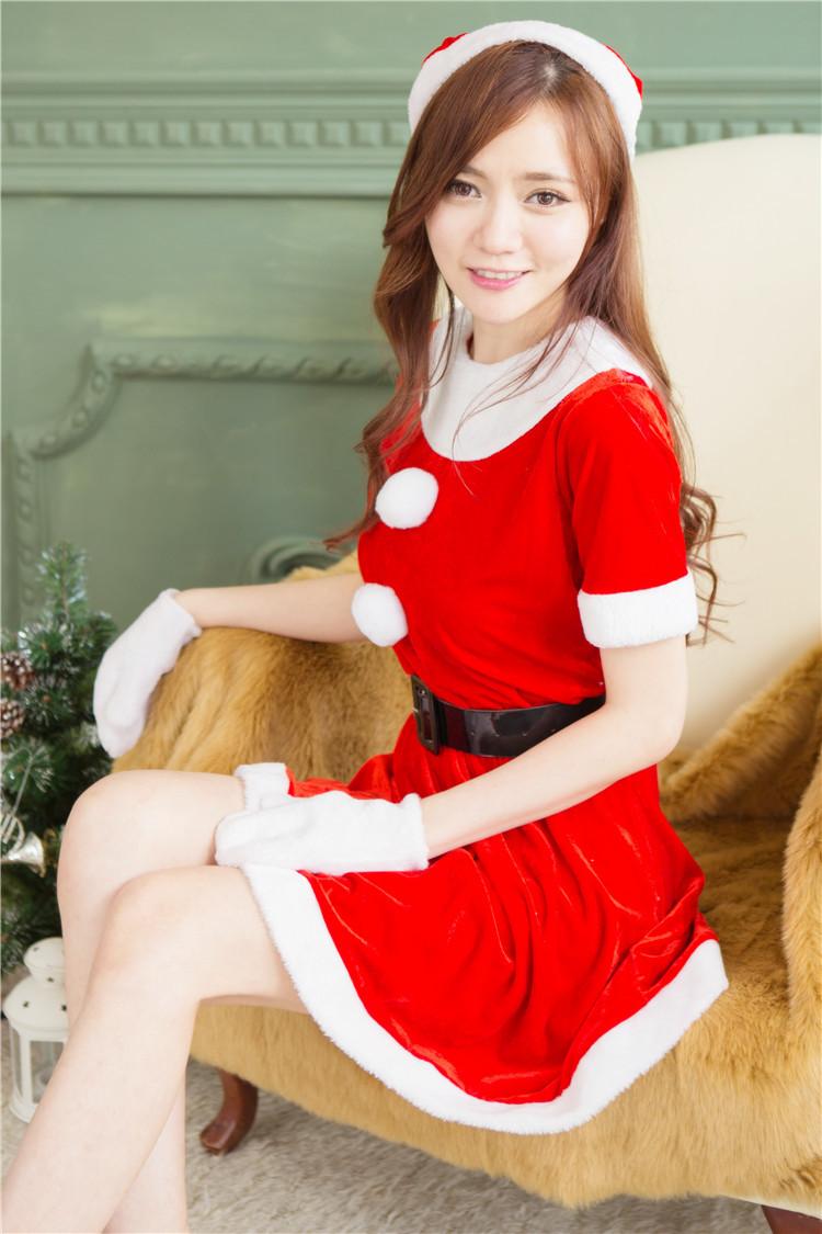 ชุดคริสมาสต์ ผู้หญิง