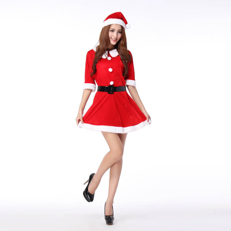 ชุดซานต้า
