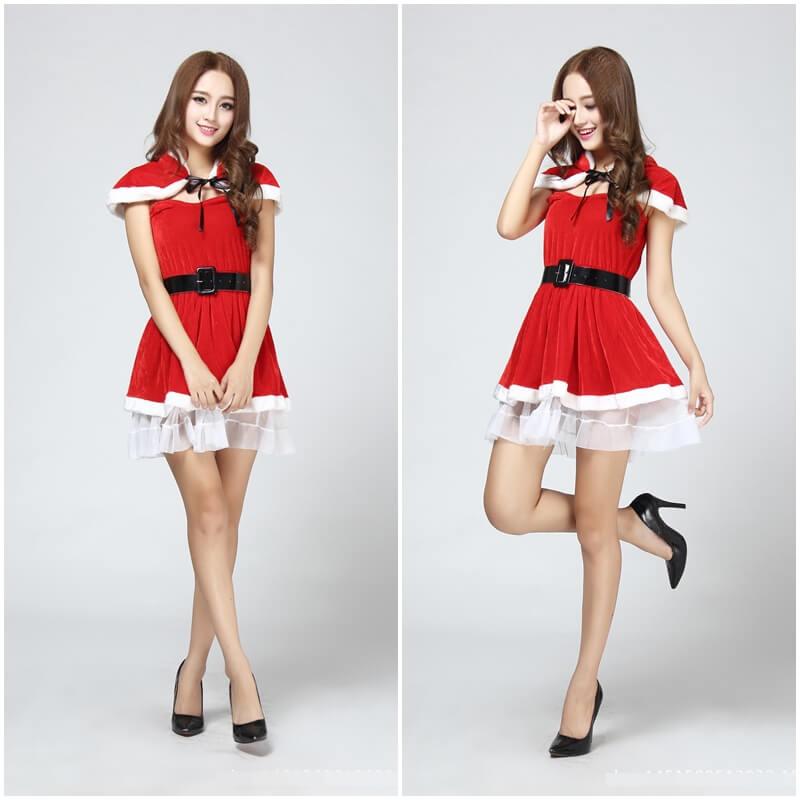 ชุดคริสต์มาส ผู้หญิง