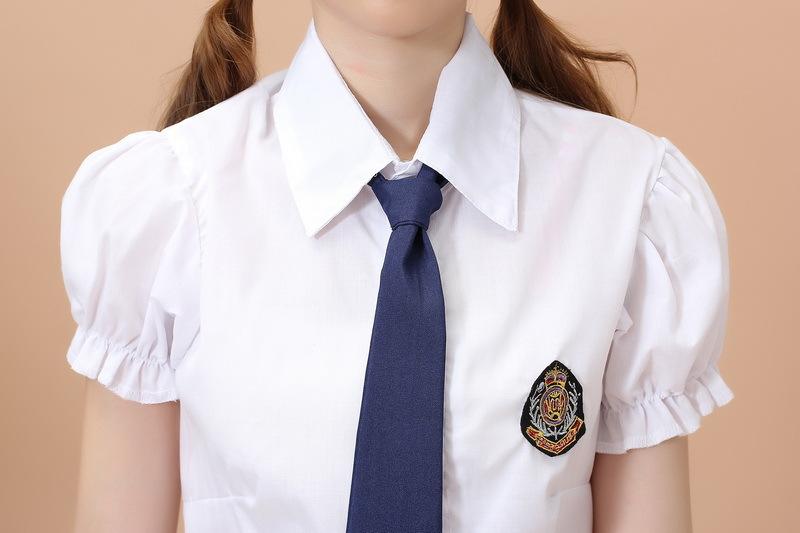 ชุดคอสเพลย์นักเรียน แขนตุ๊กตา
