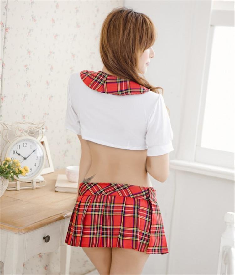 คอสเพลย์ชุดนักเรียนญี่ปุ่น