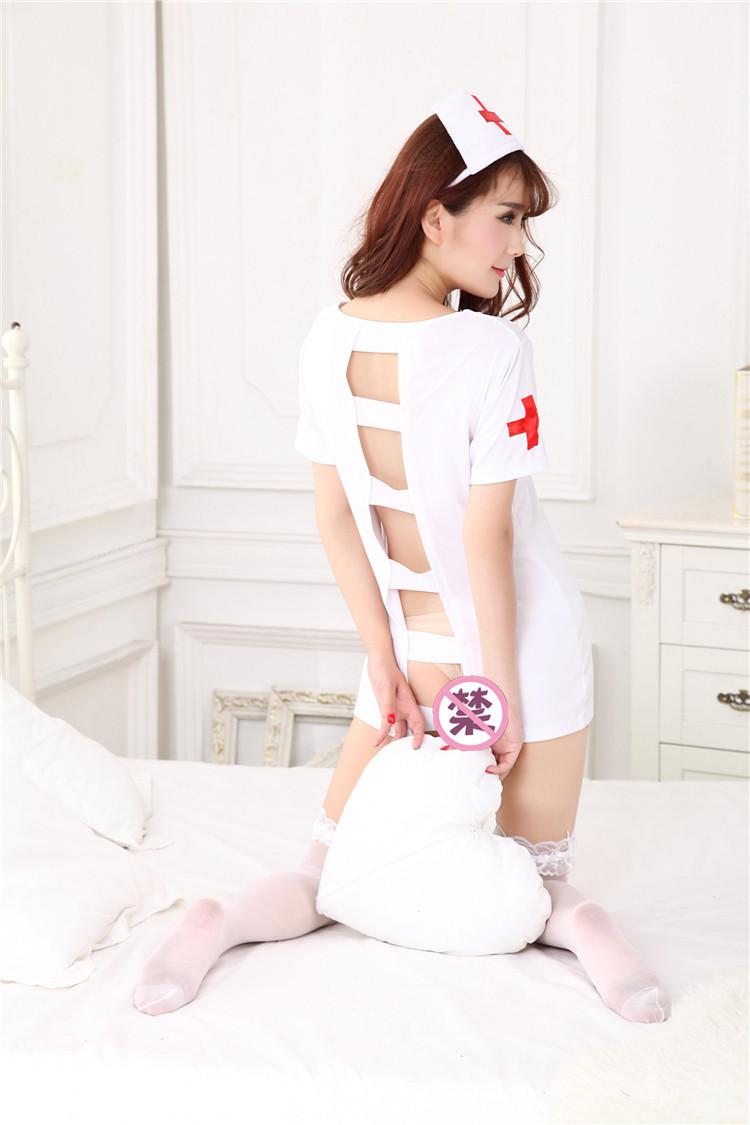 ชุดนอนพยาบาล ราคาถูก