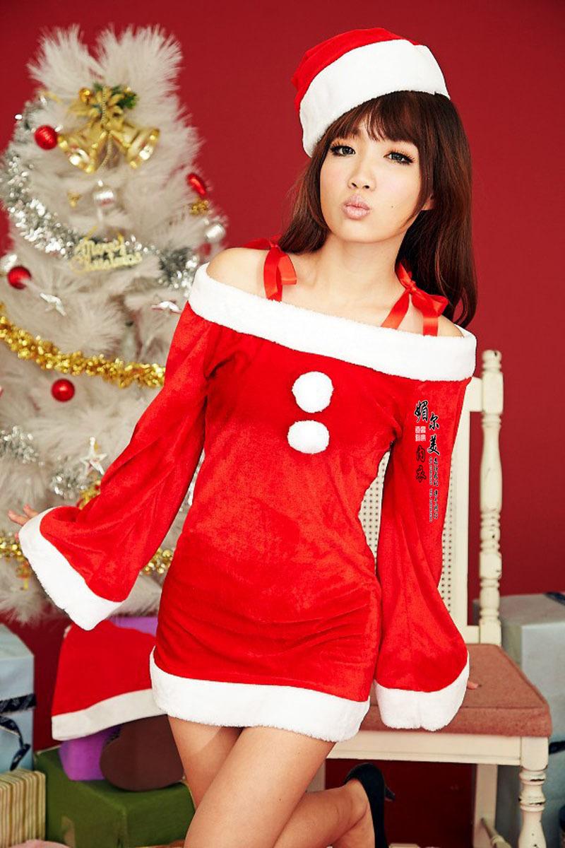 ชุดซานตี้ คริสต์มาส